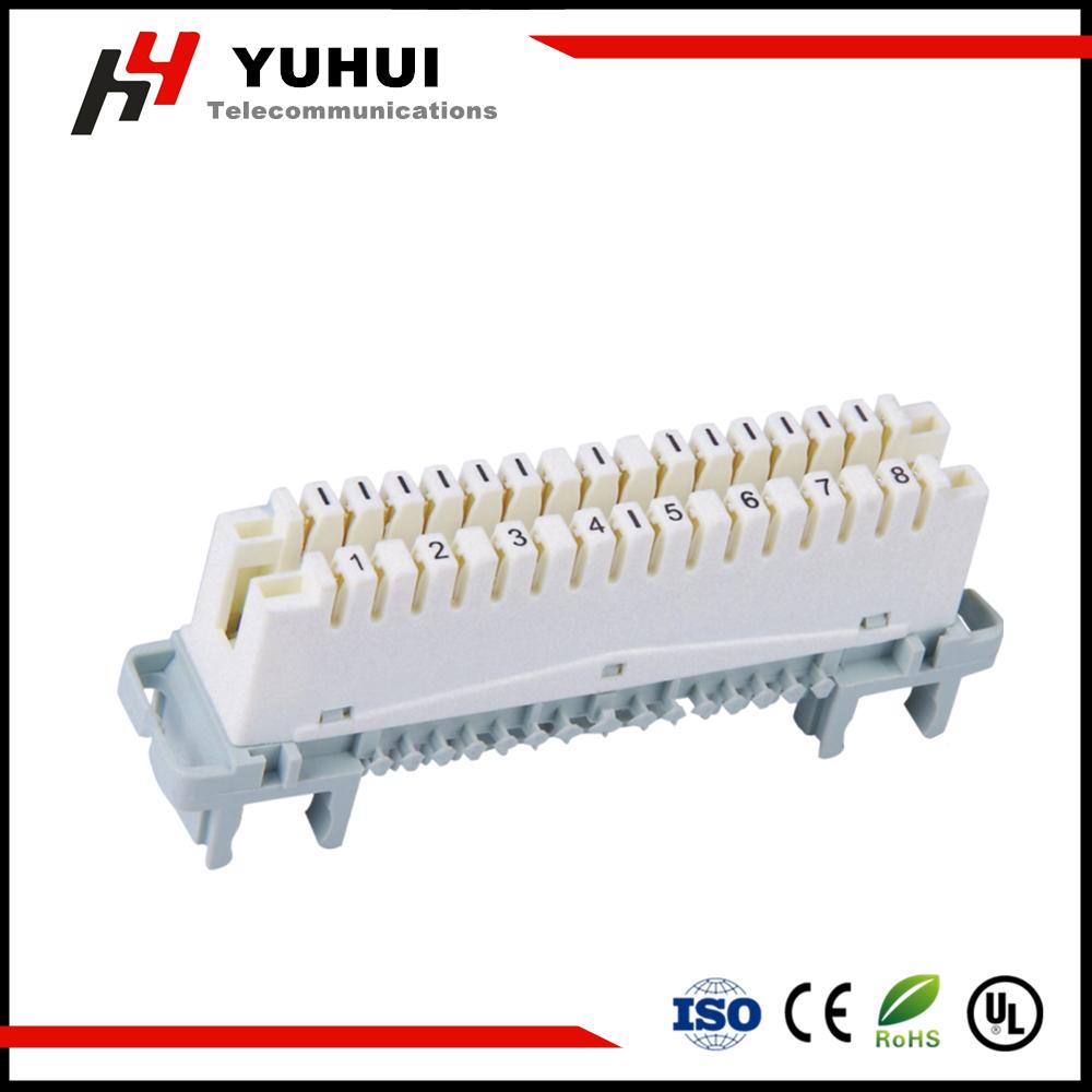 10 pasang Tembaga Kawat Koneksi Kabel Terminal Modul